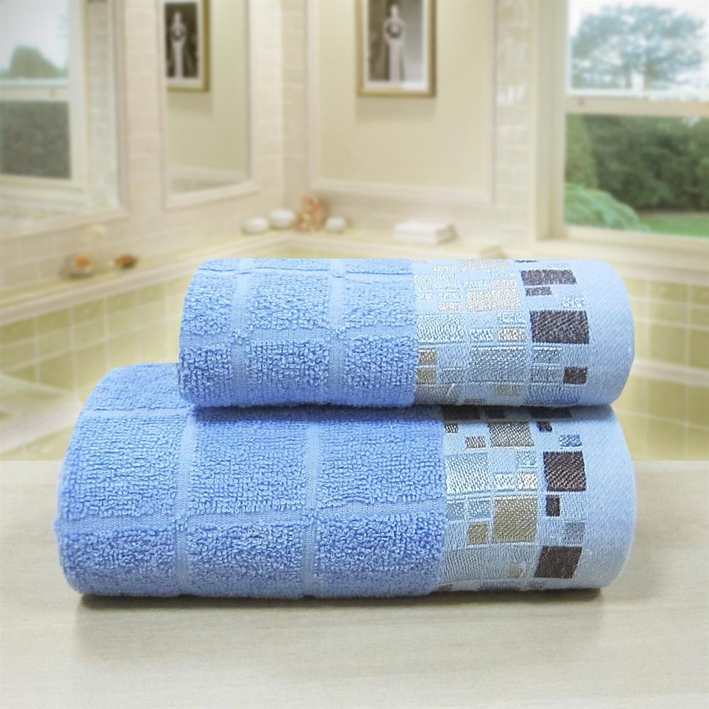 """Махровое полотенце """"Экспресс"""" м0662 хлопок - фото 35733"""
