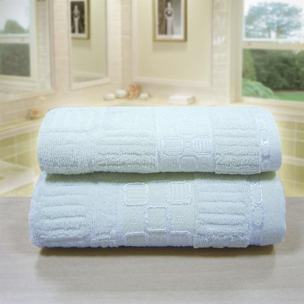 """Махровое полотенце """"Импульс"""" м0663 хлопок - фото 35751"""