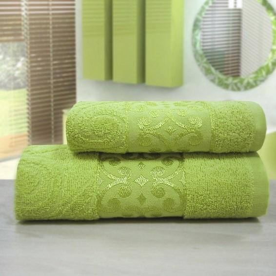 "Махровое полотенце ""Роксолана"" м4002 хлопок - фото 35795"