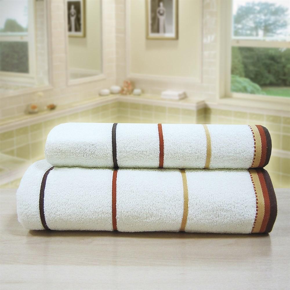 """Махровое полотенце """"Тренд"""" м0754 хлопок - фото 35800"""