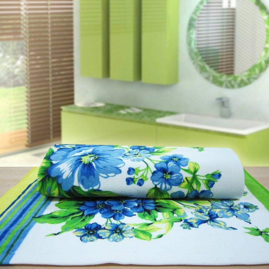 """Махровое полотенце """"Адриана"""" м1007 хлопок - фото 36054"""