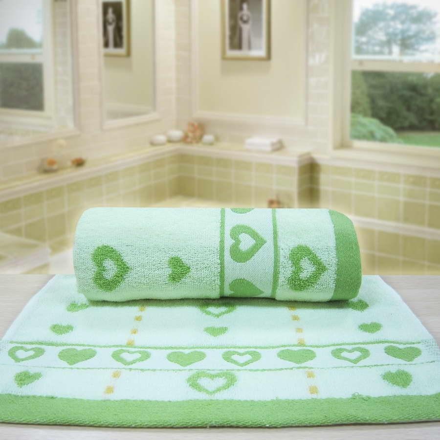 """Махровое полотенце """"Магнит"""" м0737 хлопок - фото 36082"""