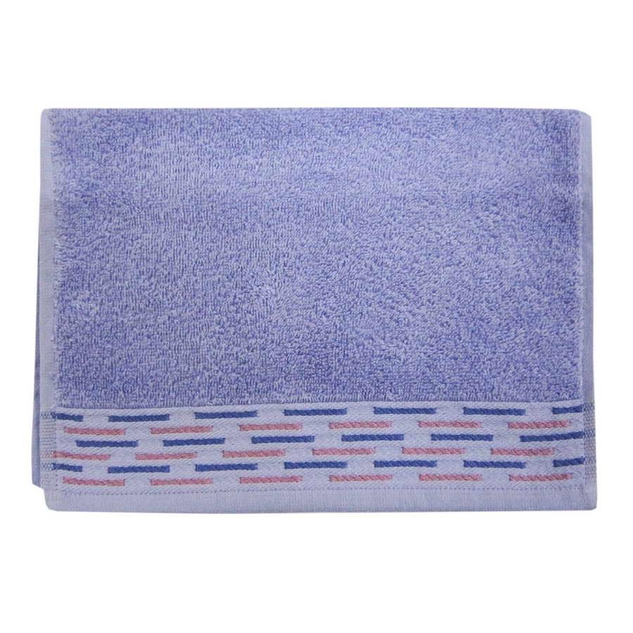 """Махровое полотенце """"Лерик"""" м4015 хлопок - фото 39299"""