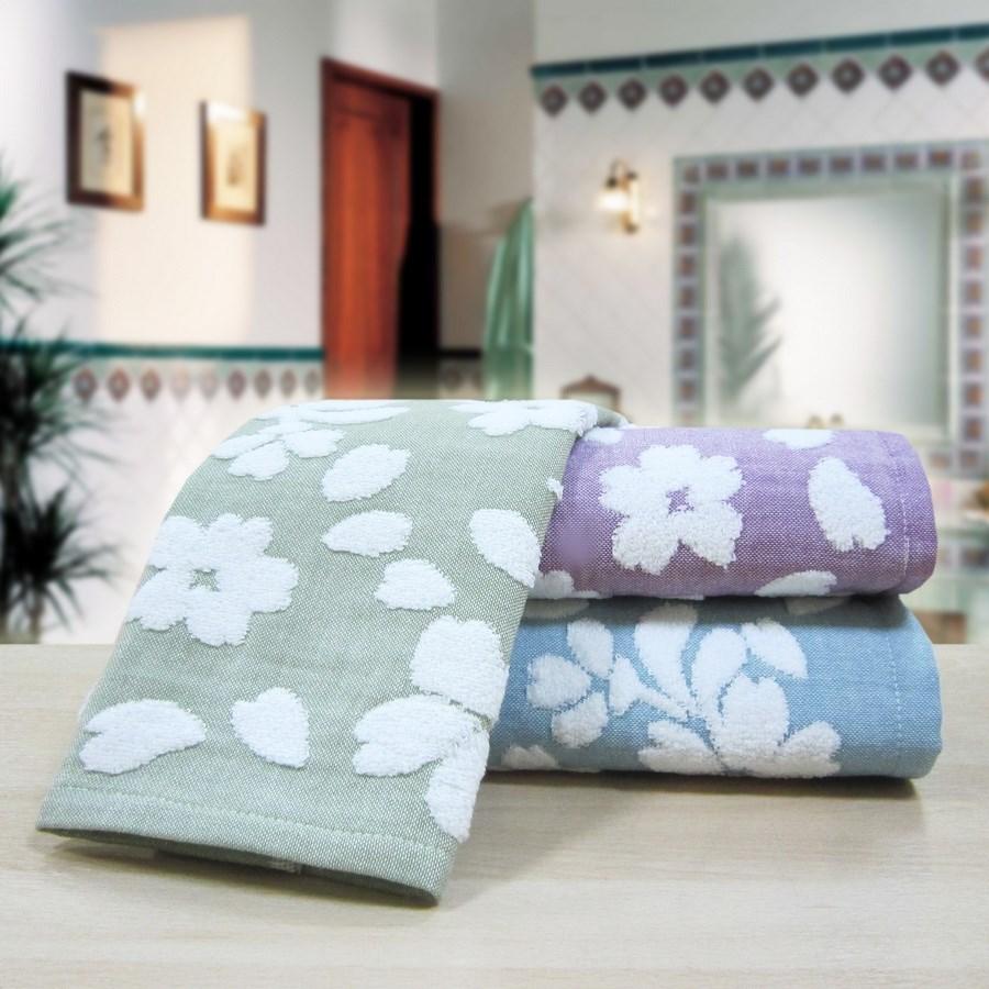 """Махровое полотенце """"Каролина"""" м0755 хлопок - фото 40683"""