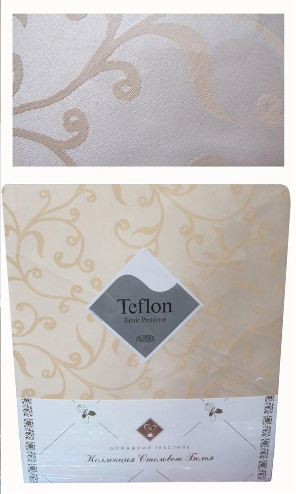 ТСК Скатерть 150*220 Орхидея - фото 46134