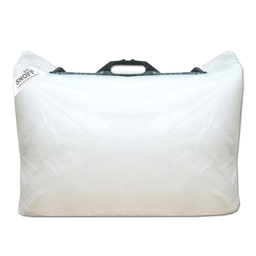 Подушка для Snoff лебяжий пух  - фото 52331
