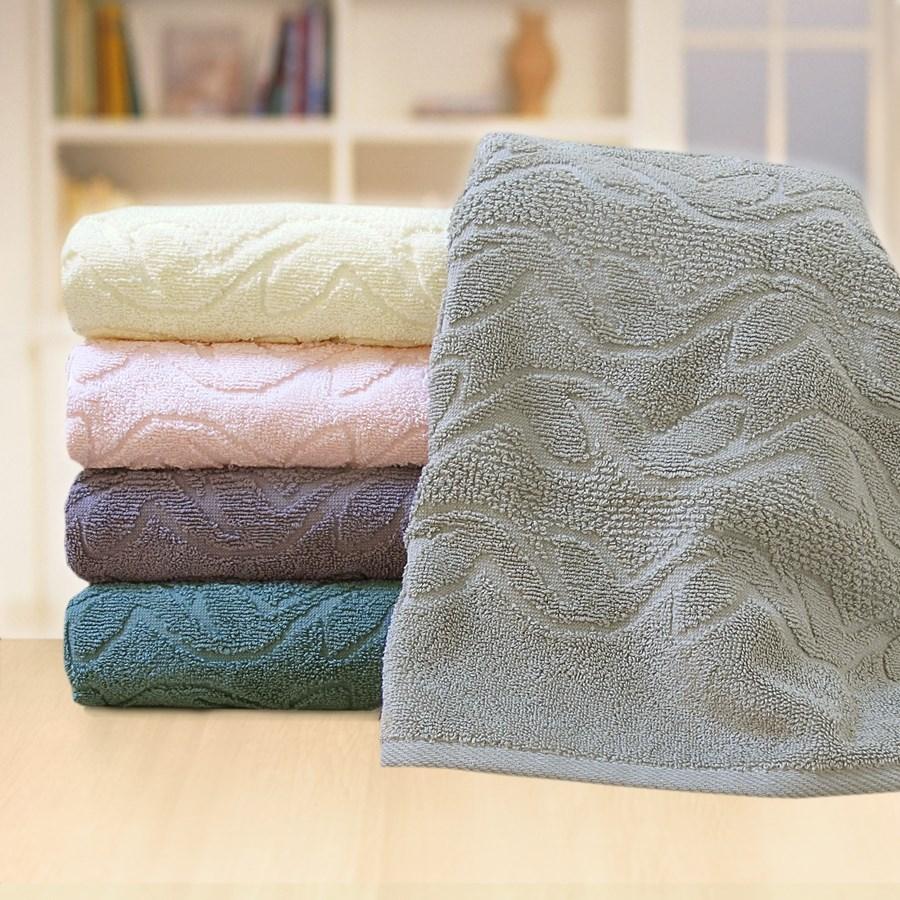 """Махровое полотенце """"Каприз"""" м5007 хлопок - фото 54252"""