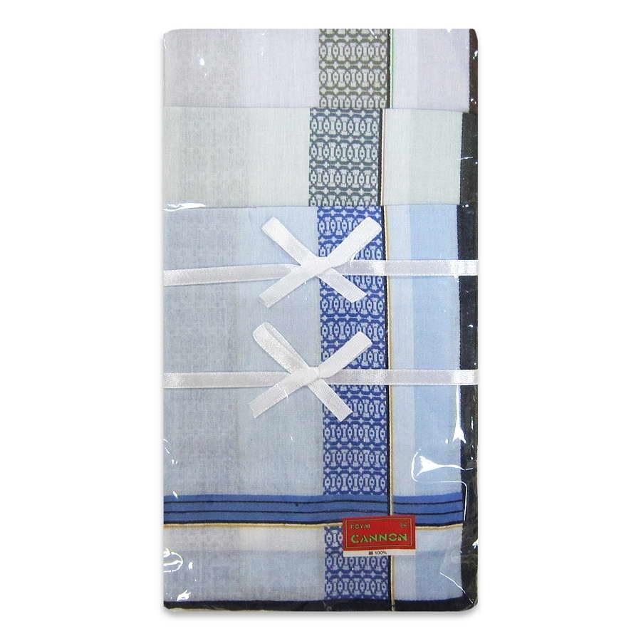 Набор носовых платков арт 960F 3шт - фото 80871