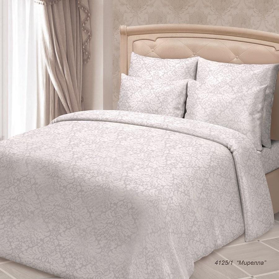 Постельное белье SORRENTO ЖАКЛИН Мирелла 4125-1 - фото 860659