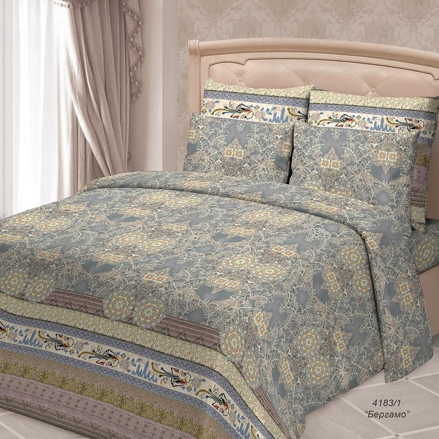Постельное белье SORRENTO ЖАКЛИН Бергамо 4183-1 - фото 860671