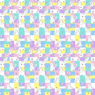 Поликоттон детский 150 Т1 0377