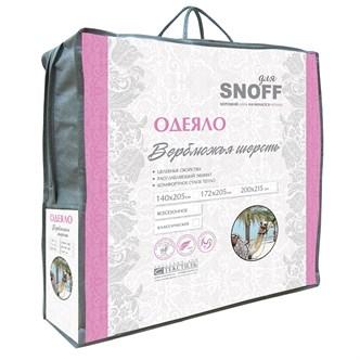 Одеяло для Snoff  верблюжья шерсть классическое