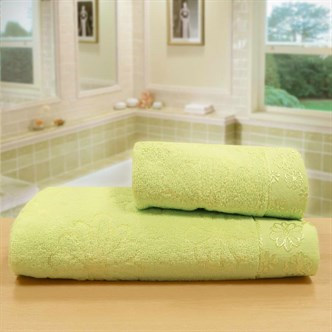 """Махровое полотенце """"Камилла"""" м0753 хлопок"""