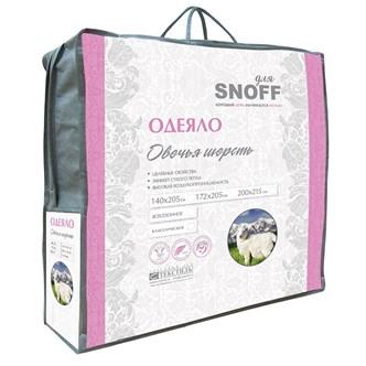 Одеяло для Snoff  овечья шерсть классическое