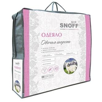 Одеяло для Snoff  овечья шерсть облегченное