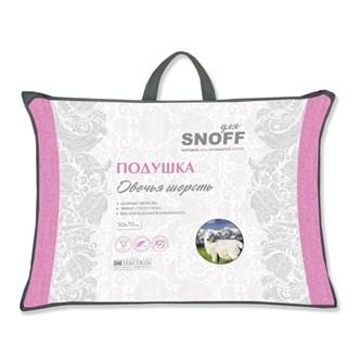 Подушка для Snoff овечья шерсть